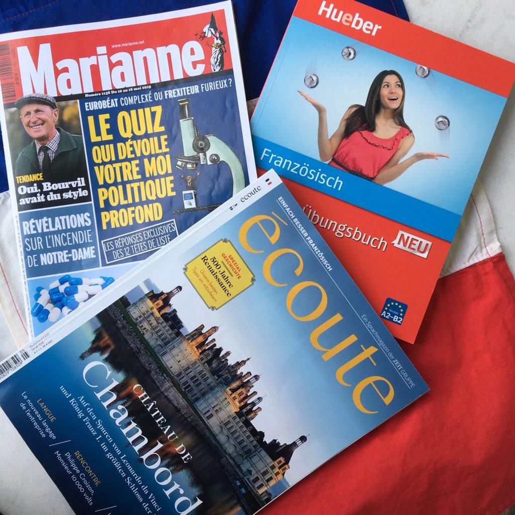 Magazine französischsprachig