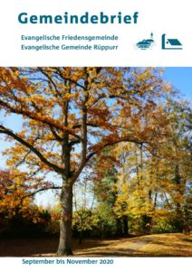 thumbnail of Gemeindebrief Herbst 2020 Homepage