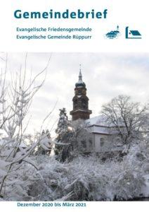 thumbnail of Gemeindebrief Weihnachten 2020_Online