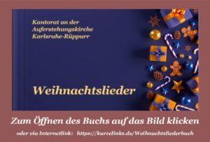 thumbnail of Weihnachtsliederbuch-Startseite